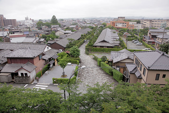 旧松坂御城番屋敷