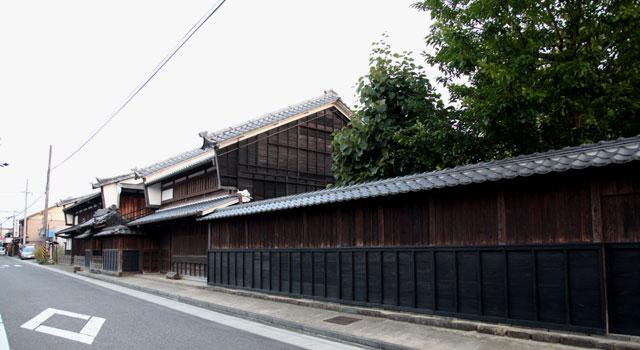 中山道 太田宿