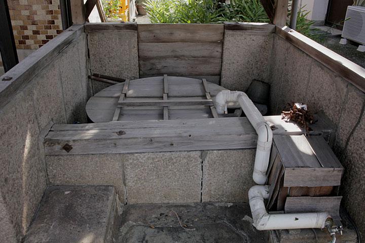 上町の用心井戸