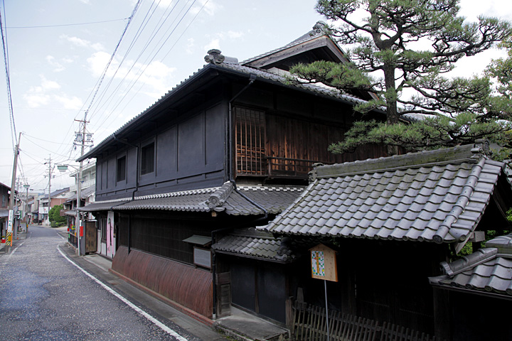 中野村庄屋「本酒屋」