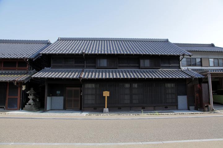 安田家住宅(若竹屋)