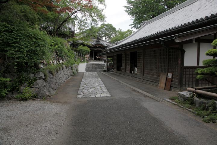 明星輪寺(虚空蔵堂)