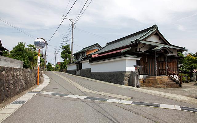 中山道今須宿・関ヶ原宿