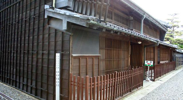 堀田家住宅(津島市)