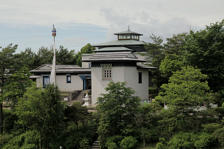 ネパール仏教寺院