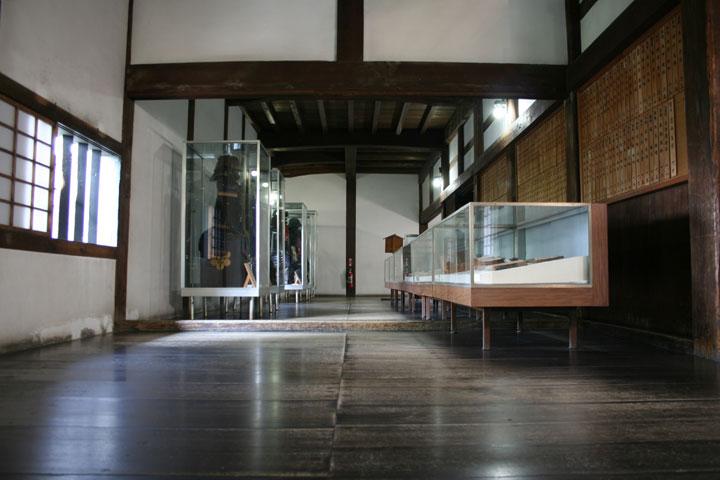 1階廊下西面