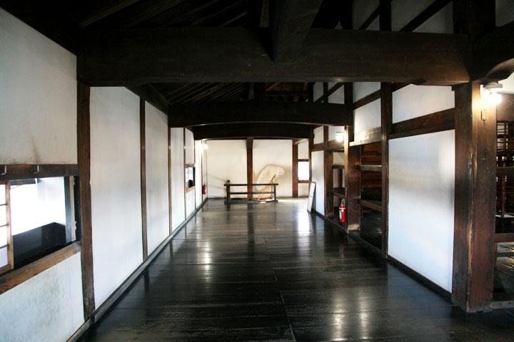 2階廊下北面