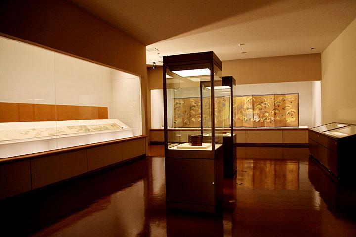 第五展示室(新館) 大名の雅びー奥道具
