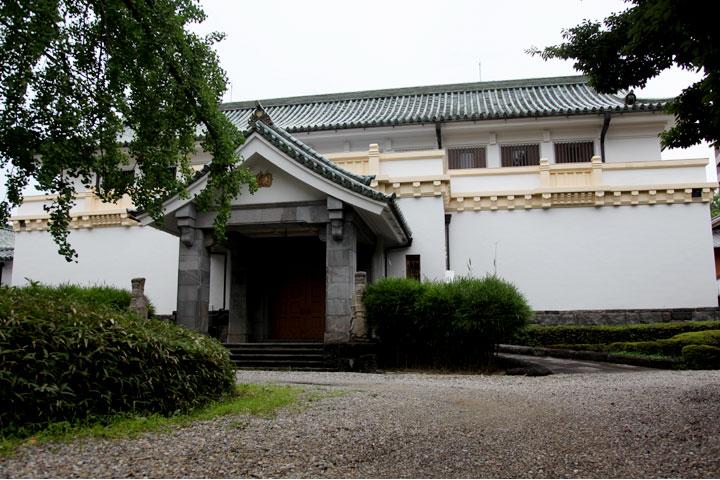 昭和十年に建てられた旧館