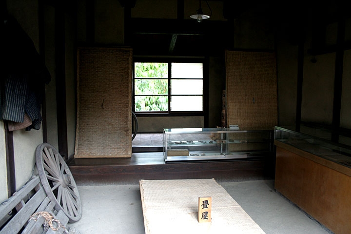 父の営んだ畳屋