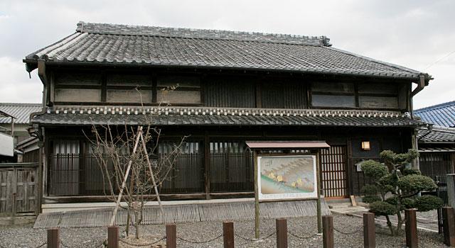 東海道 庄野宿
