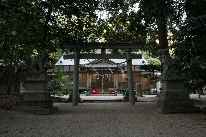 能褒野(のぼの)神社