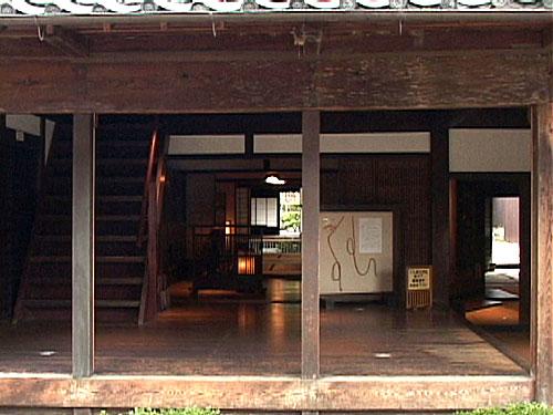 玉屋歴史資料館 旅籠「玉屋」を修復してつくられた歴史史料館