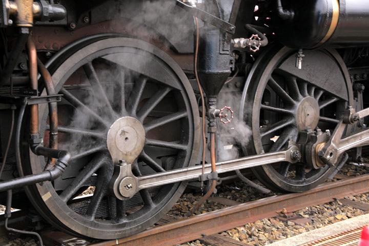 C56の車輪