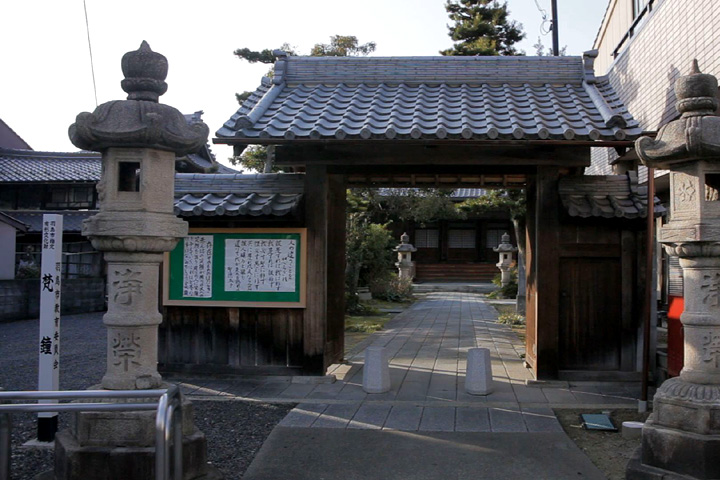 浄栄寺山門