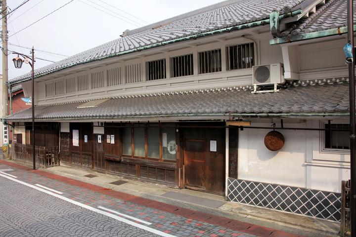 千代菊酒造店