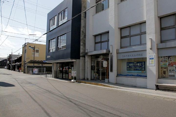 笠松町歴史民俗資料館