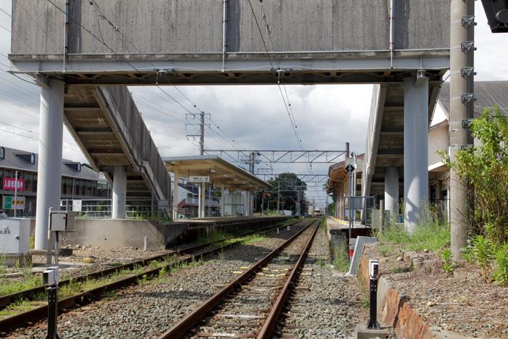 JR飯田線牛久保駅