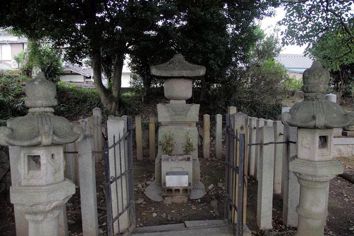 今川義元墓所