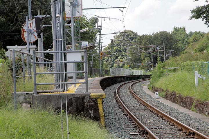 JR飯田線長山駅