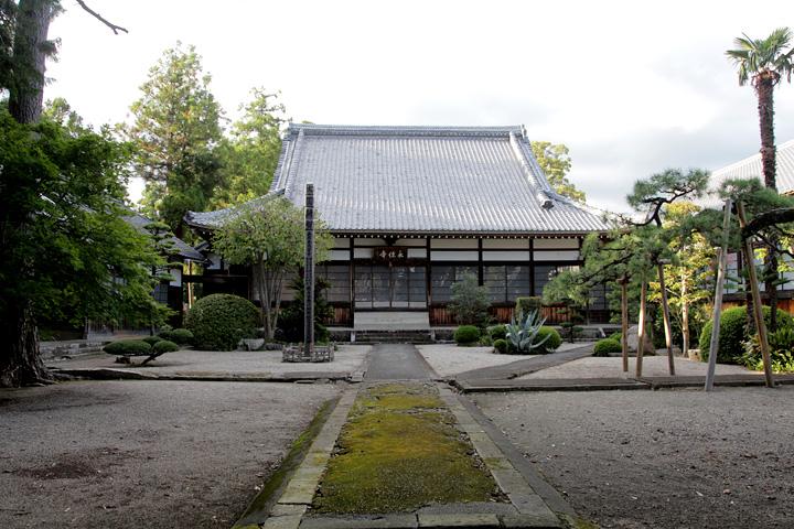 永住寺本堂