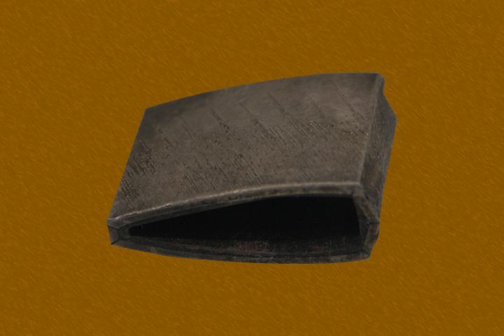 はばき-刃が鞘に接触しないようにしたり 鞘への収まりを良くするための部品
