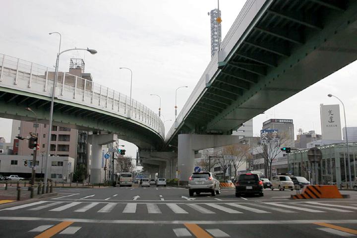 丸田町JCT