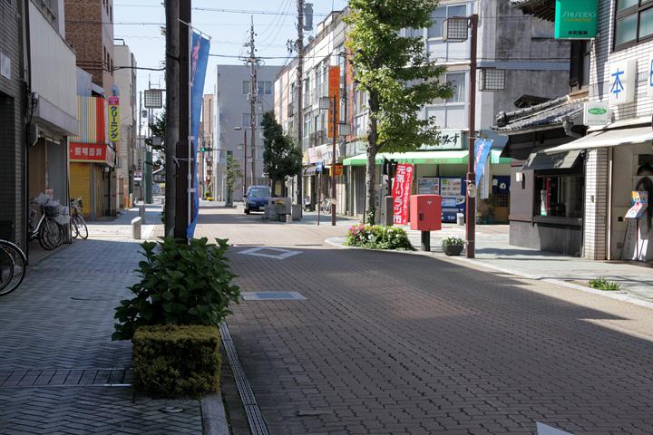 大垣宿脇本陣跡