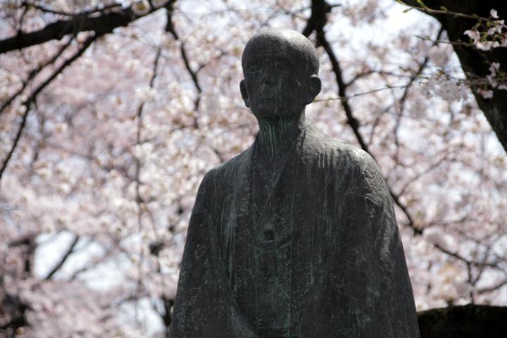 松尾芭蕉碑
