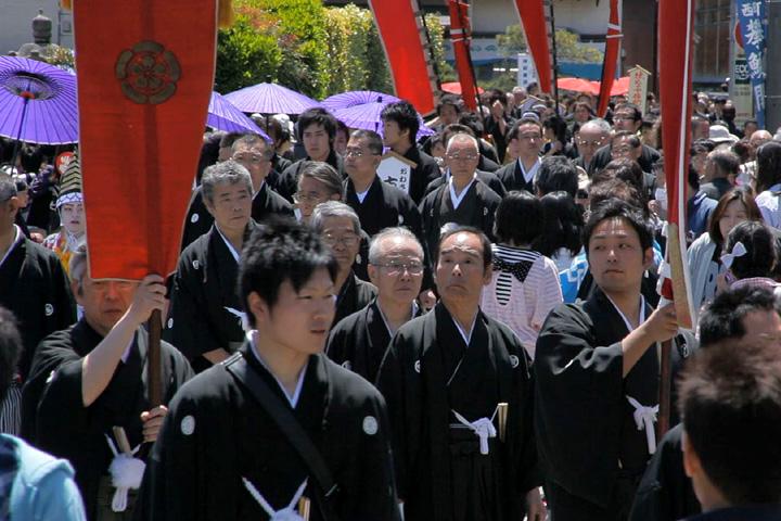垂井 曳山まつり(八重垣神社)