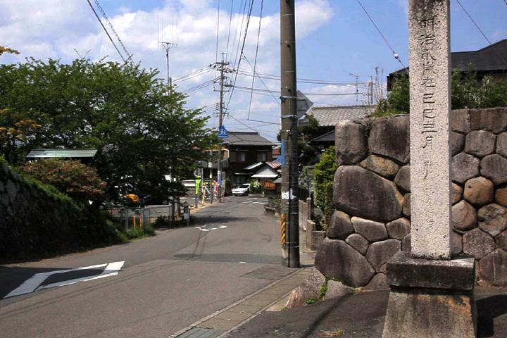 神戸(かんべ)の見附