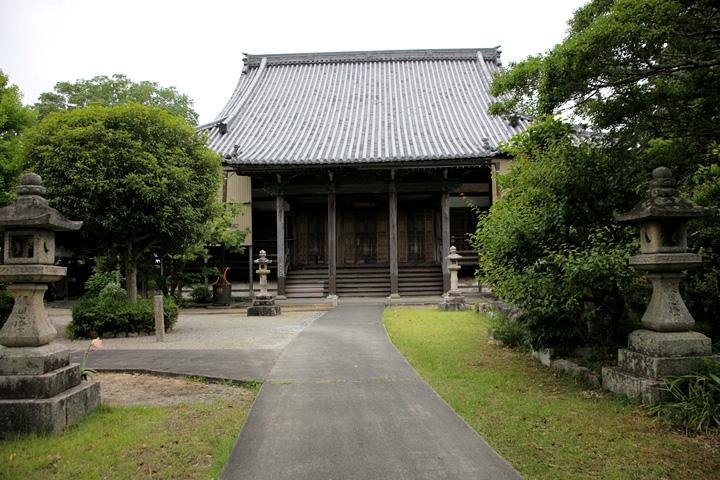 転輪寺 真宗高田派の寺院