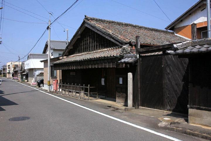 北海道の名付け親 松浦武四郎生家跡