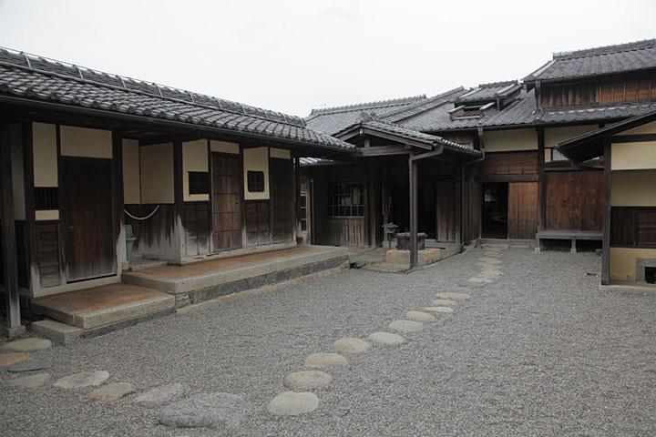 現在は「松阪商人の館」として公開