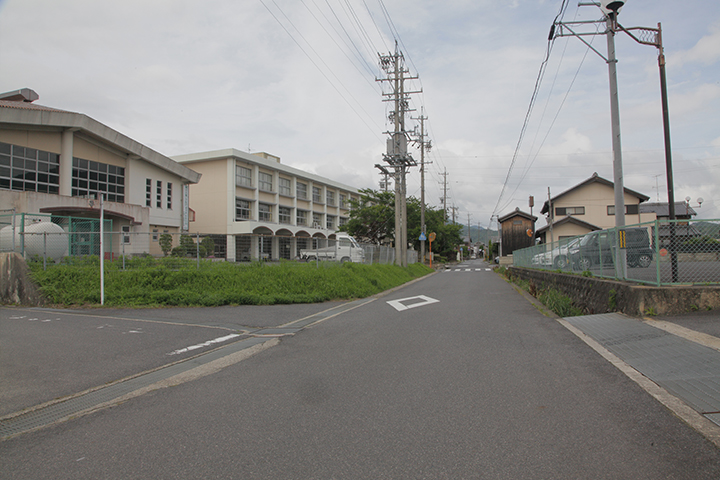 柘植中学校(柘植町)