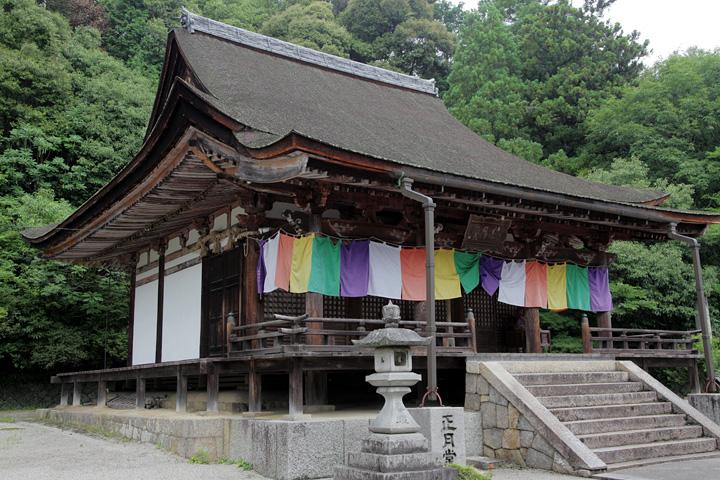 観菩提寺(正月堂)本堂