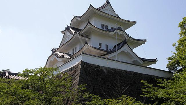 藤堂高虎の伊賀上野城