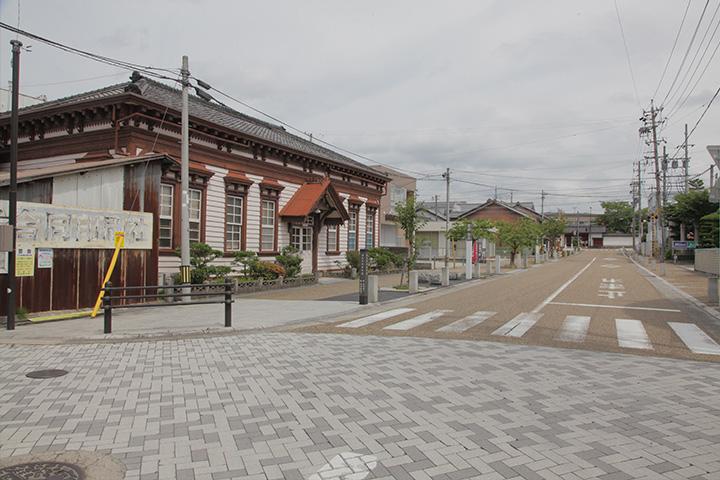 北泉邸 初代上野警察署庁舎 国の登録有形文化財