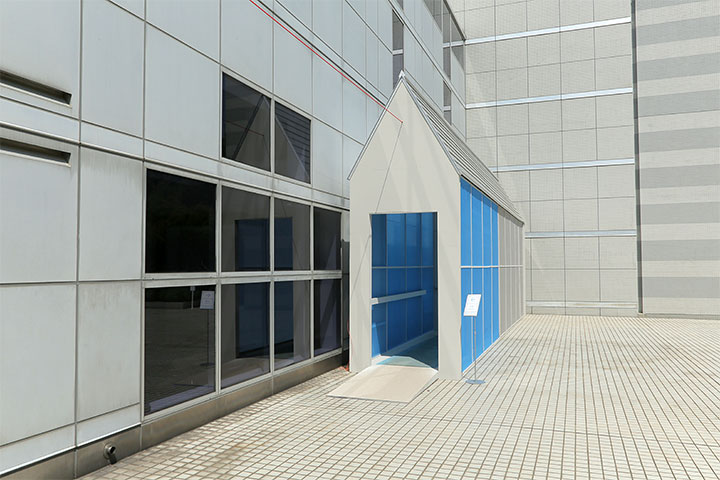 名古屋市美術館 南側入口