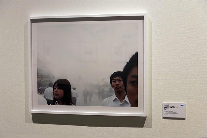 米田知子《平和記念日・広島(「積雲」より)》愛知県美術館10階