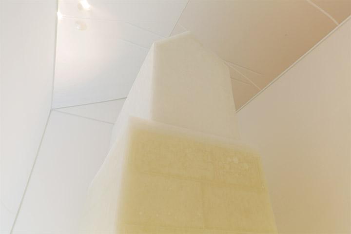 平田五郎《Mind Space - 空中の庭園》愛知県美術館10階