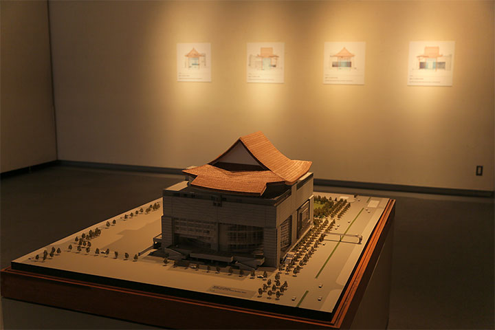 宮本佳明《福島第一さかえ原発神社》愛知県美術館8階