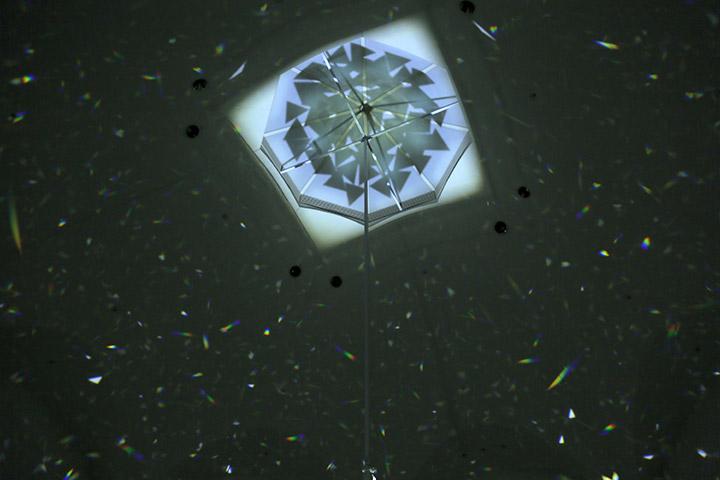 オノ・ヨーコ《光の家の部分》愛知県美術館8階