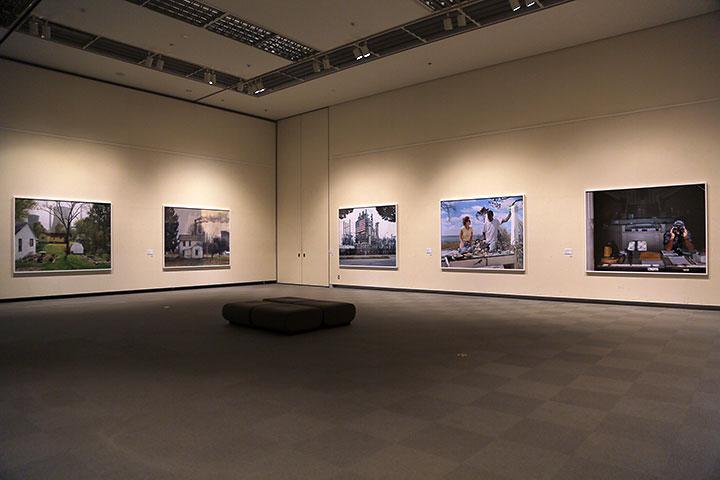 ミッチ・エプスタイン 愛知県美術館8階