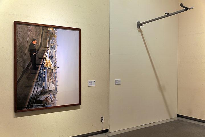 フィリップ・ラメット《合理的ではない瞑想》《人工装具(上昇)》愛知県美術館8階