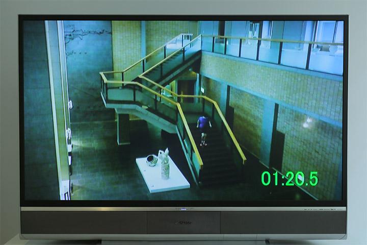 フロリアン・スロタワ《Museums-Sprint》 (Aichi Prefectural Ceramic Museum)愛知芸術文化センター8階
