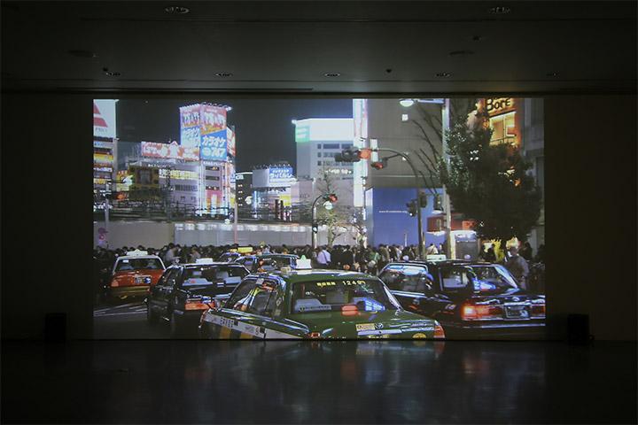 ニコラス・プロヴォスト《東京ジャイアンツ》愛知芸術文化センター地下2階アートスペースX