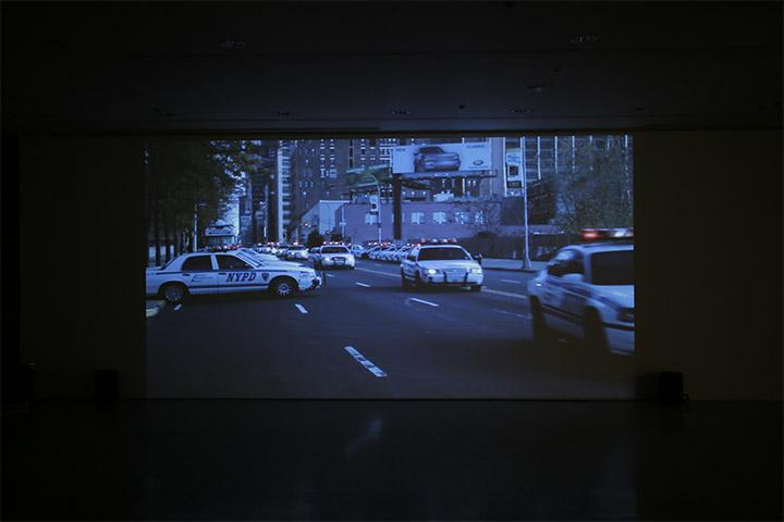 ニコラス・プロヴォスト《プロット・ポイント》愛知芸術文化センター地下2階アートスペースX