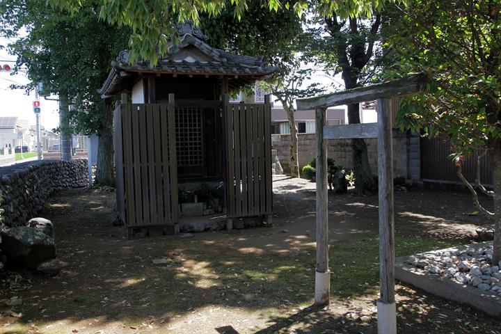 庚申堂 寛政年間(1789~1801)建立