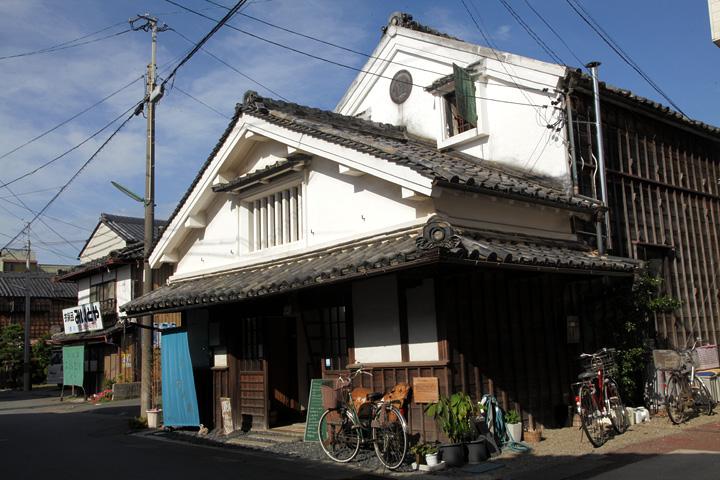 河崎蔵 明治中期の建物